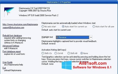 截圖 Kleptomania Windows 8.1